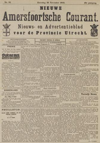 Nieuwe Amersfoortsche Courant 1913-11-22
