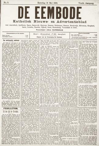 De Eembode 1890-05-31