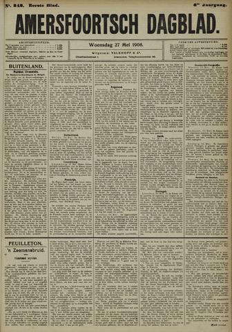 Amersfoortsch Dagblad 1908-05-27