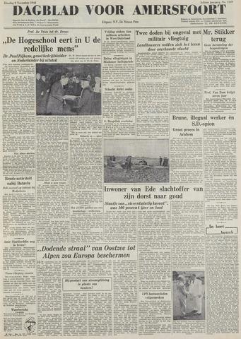 Dagblad voor Amersfoort 1948-11-09