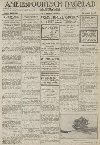 Amersfoortsch Dagblad / De Eemlander 1928-05-29