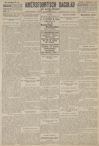 Amersfoortsch Dagblad / De Eemlander 1927-09-09