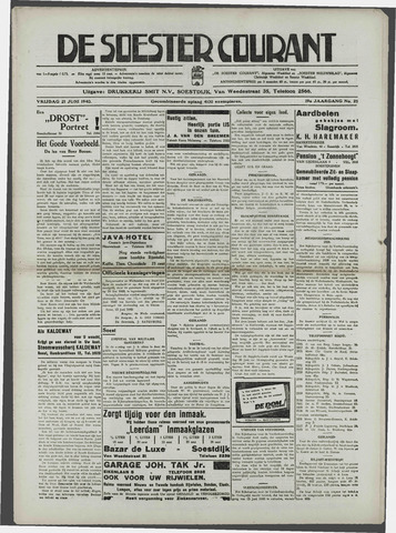 Soester Courant 1940-06-21