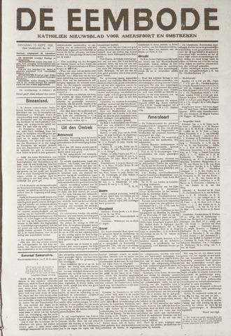 De Eembode 1921-09-13