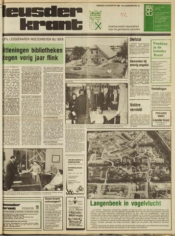 Leusder Krant 1982-08-10