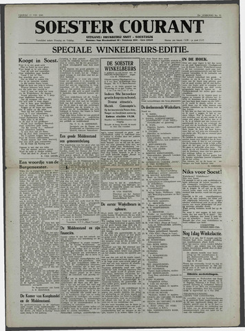 Soester Courant 1949-05-13