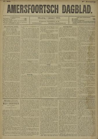 Amersfoortsch Dagblad 1905-01-03