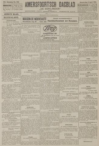 Amersfoortsch Dagblad / De Eemlander 1926-04-08