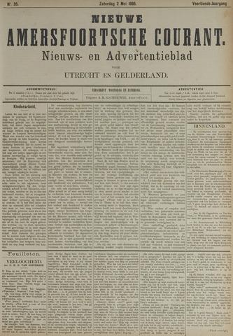 Nieuwe Amersfoortsche Courant 1885-05-02