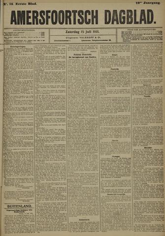 Amersfoortsch Dagblad 1911-07-15