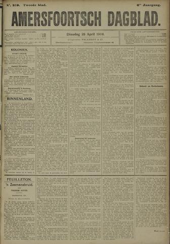 Amersfoortsch Dagblad 1908-04-28