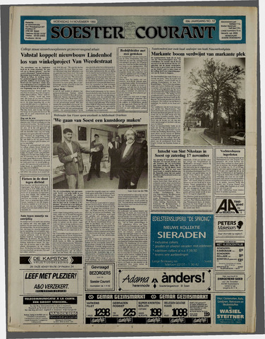 Soester Courant 1990-11-14