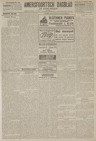 Amersfoortsch Dagblad / De Eemlander 1925-01-24