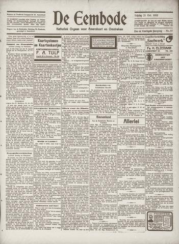 De Eembode 1932-10-21