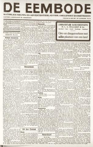 De Eembode 1919-05-23