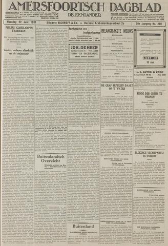 Amersfoortsch Dagblad / De Eemlander 1931-06-22