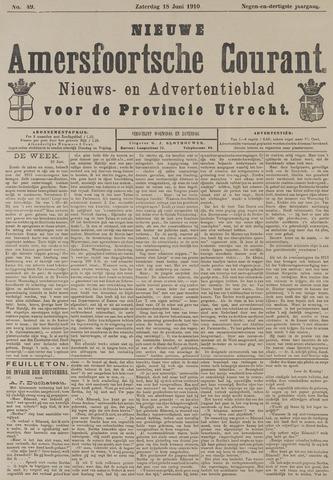 Nieuwe Amersfoortsche Courant 1910-06-18