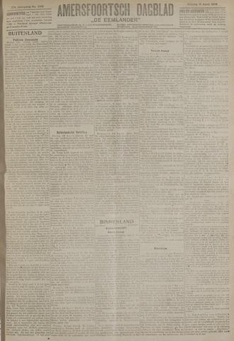 Amersfoortsch Dagblad / De Eemlander 1919-04-11