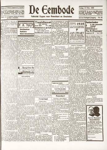 De Eembode 1935-02-15