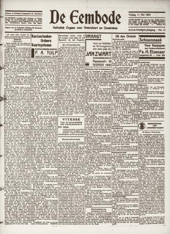 De Eembode 1934-05-11