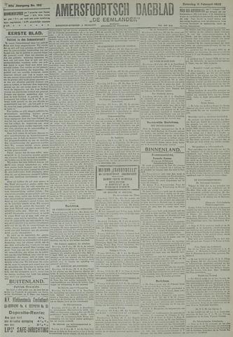 Amersfoortsch Dagblad / De Eemlander 1922-02-11