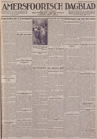Amersfoortsch Dagblad / De Eemlander 1941-09-15