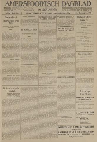 Amersfoortsch Dagblad / De Eemlander 1933-06-02