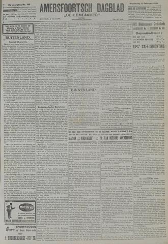 Amersfoortsch Dagblad / De Eemlander 1921-02-02