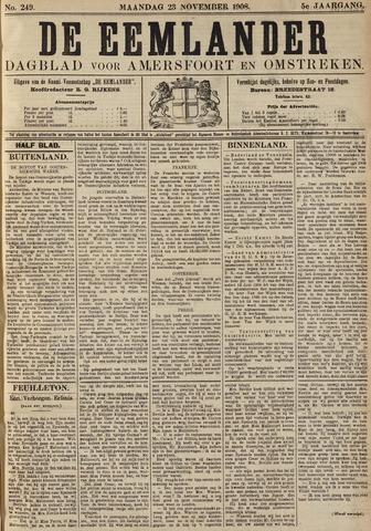 De Eemlander 1908-11-23