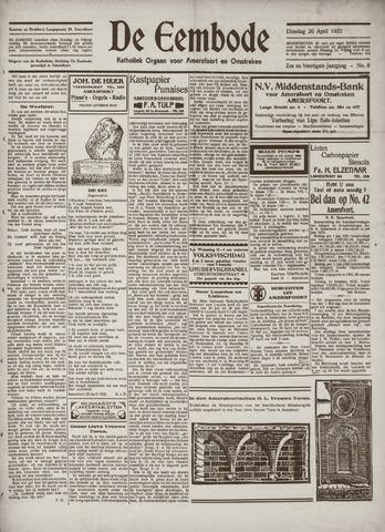 De Eembode 1932-04-26