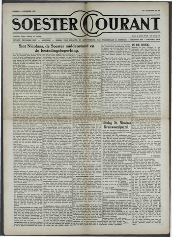 Soester Courant 1957-12-06