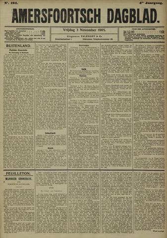 Amersfoortsch Dagblad 1905-11-03
