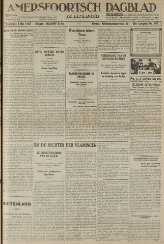 Amersfoortsch Dagblad / De Eemlander 1930-05-08