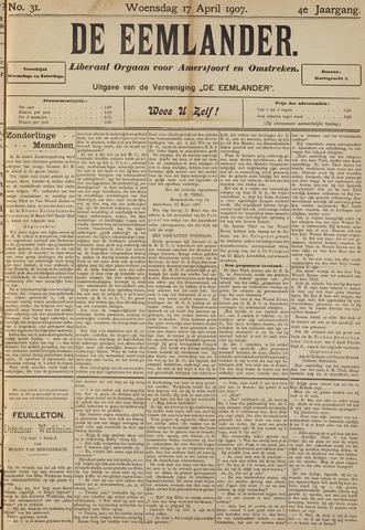 De Eemlander 1907-04-17