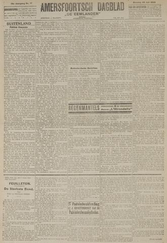 Amersfoortsch Dagblad / De Eemlander 1920-07-20