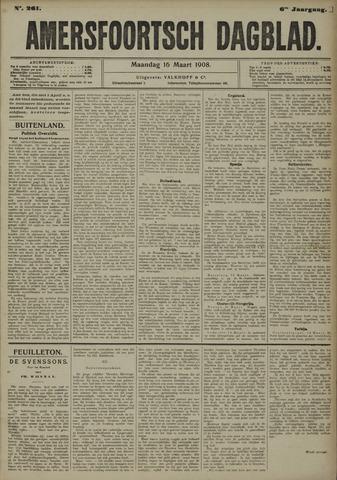 Amersfoortsch Dagblad 1908-03-16