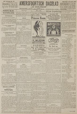 Amersfoortsch Dagblad / De Eemlander 1926-10-11