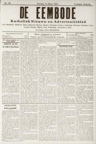 De Eembode 1907-03-16