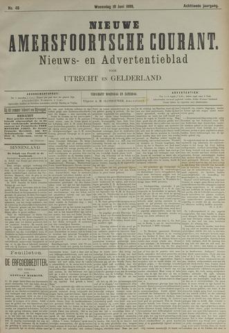 Nieuwe Amersfoortsche Courant 1889-06-19