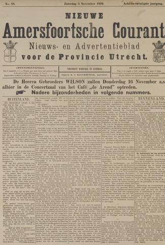 Nieuwe Amersfoortsche Courant 1899-11-04