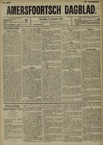 Amersfoortsch Dagblad 1910-01-11