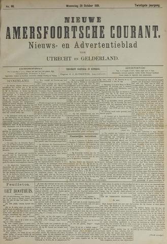 Nieuwe Amersfoortsche Courant 1891-10-28