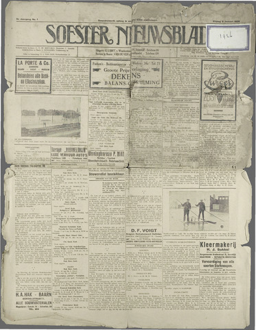 Soester Courant 1926
