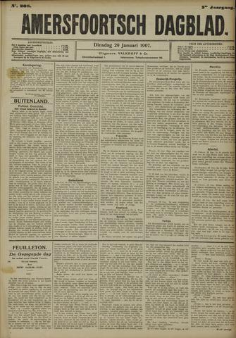 Amersfoortsch Dagblad 1907-01-29
