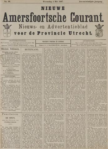 Nieuwe Amersfoortsche Courant 1897-05-05