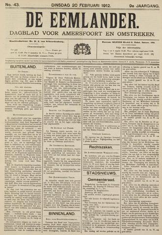 De Eemlander 1912-02-20