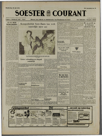 Soester Courant 1972-07-20