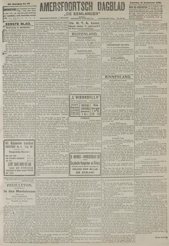 Amersfoortsch Dagblad / De Eemlander 1922-09-16