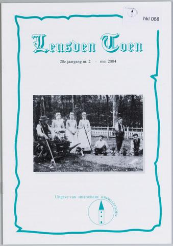 Historische Kring Leusden 2004-05-01