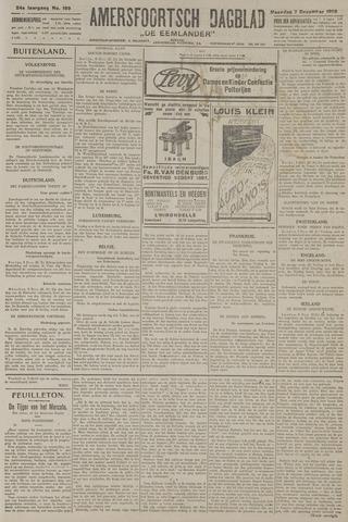 Amersfoortsch Dagblad / De Eemlander 1925-12-07
